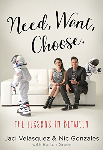 9781605875248: Need, Want, Choose: The Lessons in Between