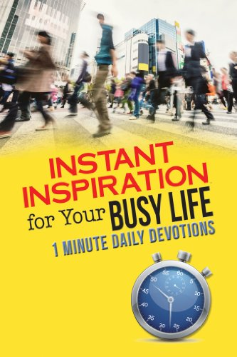 9781605875347: Instant Inspiration for Your Busy Life