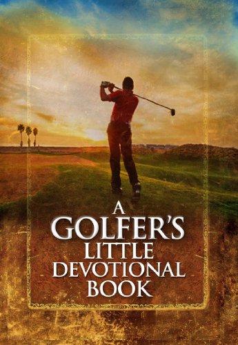 9781605875606: A Golfer's Little Devotional Book
