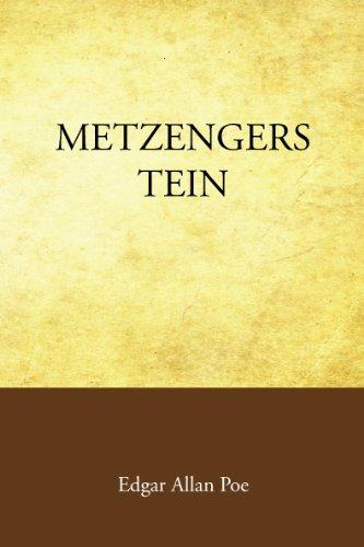 9781605894737: Metzengerstein
