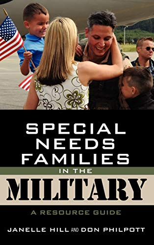 Special Needs Families in the Military : Janelle Hill; Janelle