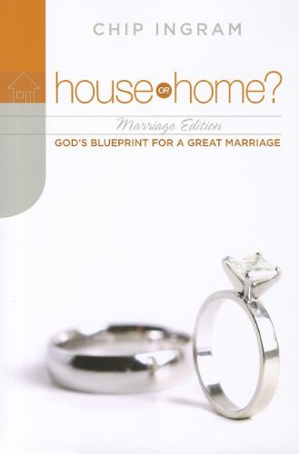 9781605931678: House or Home?: Marriage: God's Blueprint for a Great Marriage