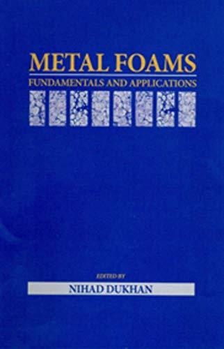Metal Foams: Dukhan, Nihad