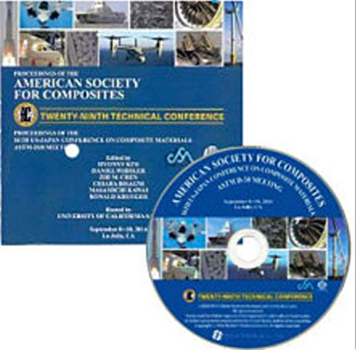 9781605951249: Proceedings of the American Society for Composites 2014-Twenty-ninth Technical Conference on Composite Materials