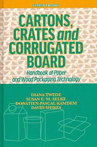 9781605951355: Cartons, Crates and Corrugated Board: Handbook of Paper and Wood Packaging Technology, Second Edition