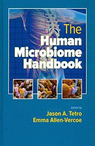 9781605951591: The Human Microbiome Handbook