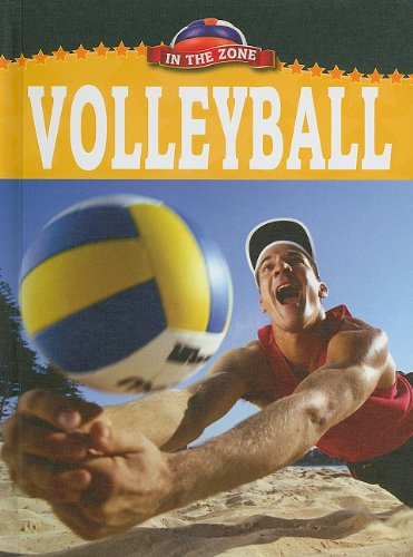 9781605969077: Volleyball (In the Zone)