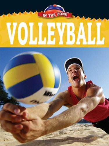 9781605969084: Volleyball (In the Zone)