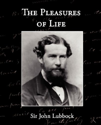 9781605970479: The Pleasures of Life
