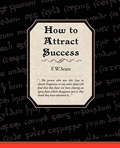 9781605971803: How to Attract Success