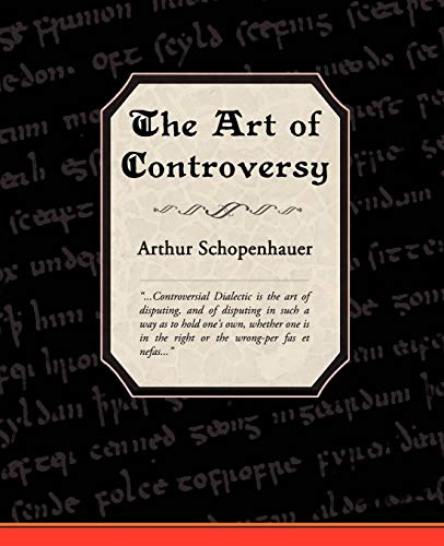 9781605972725: The Art of Controversy