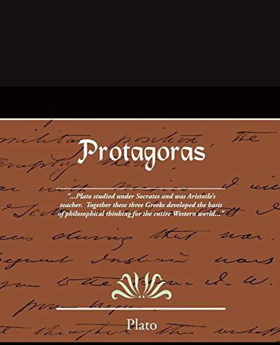 9781605975016: Protagoras