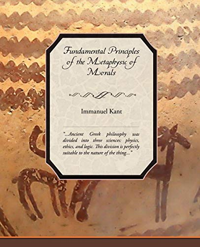 9781605975870: Fundamental Principles of the Metaphysic of Morals