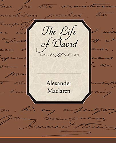9781605977898: The Life of David