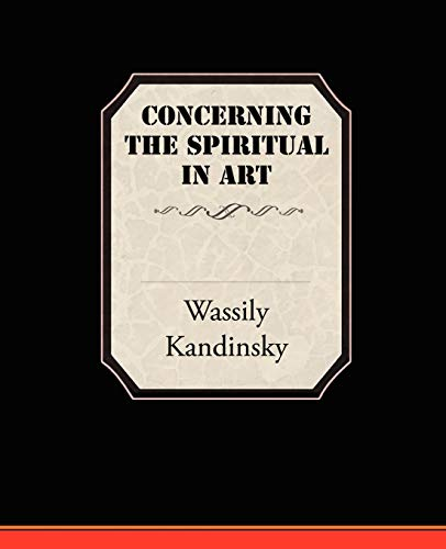 9781605978291: Concerning the Spiritual in Art