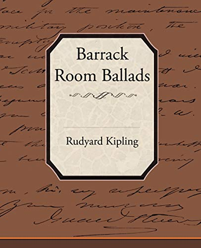 9781605979304: Barrack-Room Ballads
