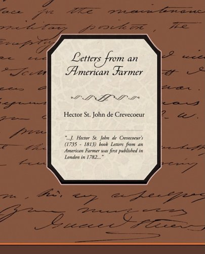 9781605979786: Letters from an American Farmer