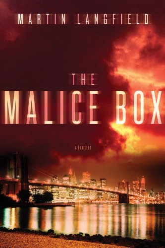 9781605980065: The Malice Box: A Thriller