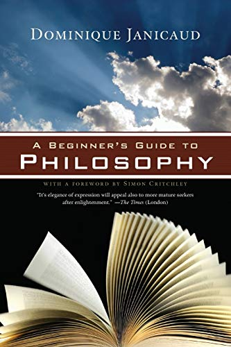 9781605980782: A Beginner's Guide to Philosophy