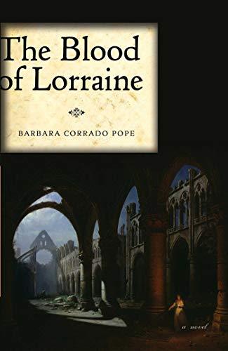 9781605981901: The Blood of Lorraine: A Novel (Pegasus Crime (Paperback))