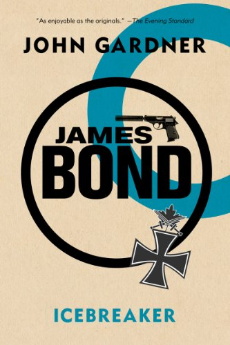 9781605981956: James Bond: Icebreaker: A Novel (James Bond 007)