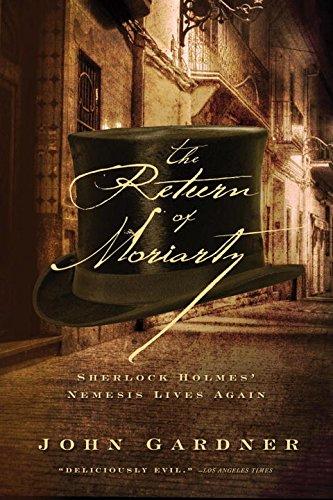 9781605983448: The Return of Moriarty: Sherlock Holmes' Nemesis Lives Again (Pegasus Crime (Hardcover))