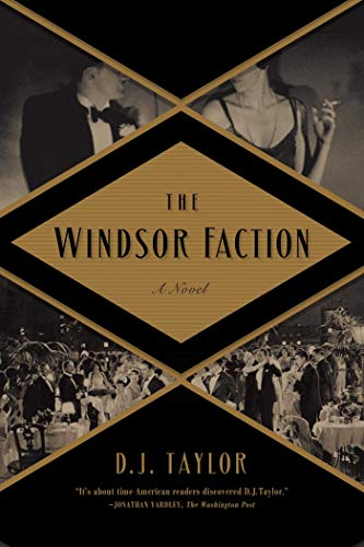 9781605984780: The Windsor Faction: A Novel