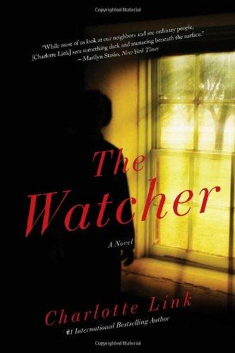 9781605985596: The Watcher: A Novel of Crime