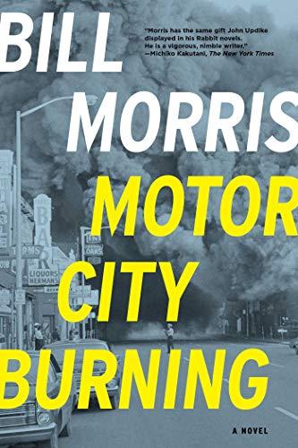Motor City Burning (SIGNED): Morris, Bill