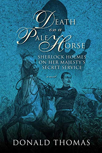 9781605986210: Death on a Pale Horse: Sherlock Holmes on Her Majesty's Secret Service