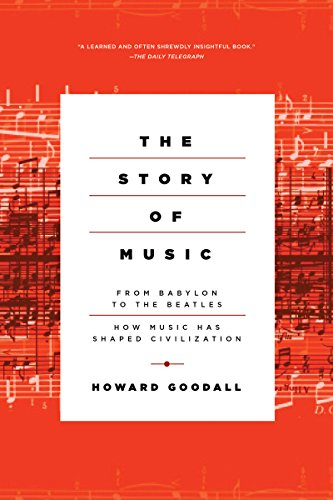 9781605986708: The Story of Music: From Babylon to the Beatles: How Music Has Shaped Civilization