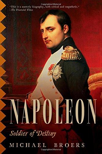 9781605988726: Napoleon: Soldier of Destiny