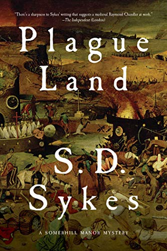 9781605989808: Plague Land: A Somershill Manor Mystery