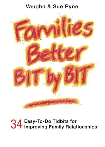 Families Better Bit by Bit: Vaughn & Sue Pyne