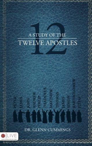 9781606046401: A Study of the Twelve Apostles