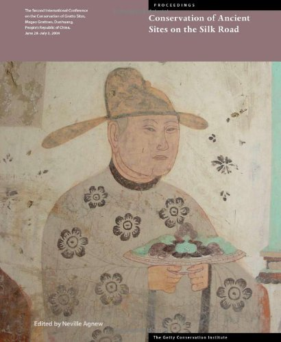 9781606060131: Conservation of Ancient Sites on the Silk Road