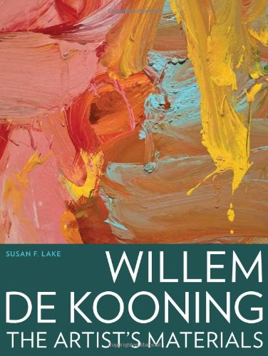 9781606060216: Willem de Kooning – The Artist′s Materials