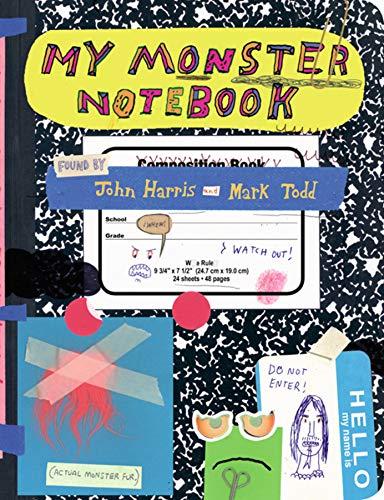 My Monster Notebook: John Harris