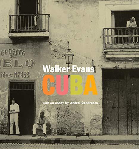 9781606060643: Walker Evans: Cuba