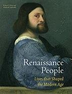 Renaissance People (Hardcover): Robert C Davis