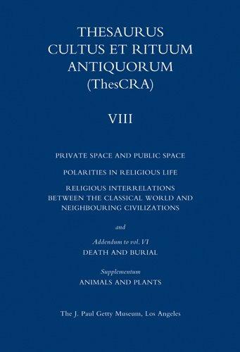 Thesaurus Cultus et Rituum Antiquorum ( 8: Antoine Hermary and