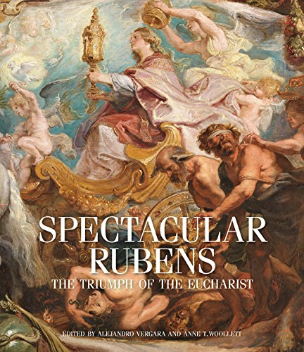 Spectacular Rubens The Triumph of the Eucharist: Alejandro Vergara, Anne