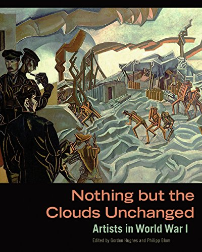 Nothing but the Clouds Unchanged: Artists in: Gordon Hughes and