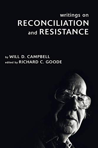 9781606081280: Writings on Reconciliation and Resistance: