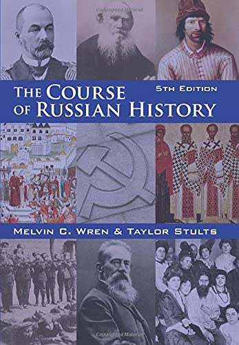 9781606083710: The Course of Russian History, 5th Edition: