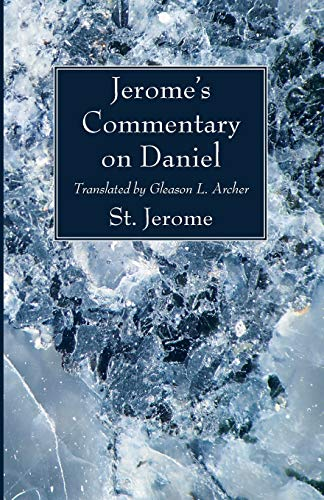 9781606083758: Jerome's Commentary on Daniel: