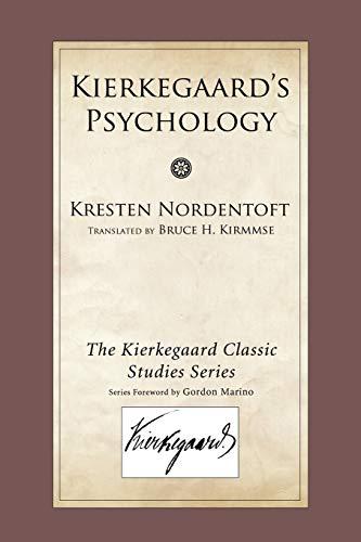 Kierkegaard's Psychology: Nordentoft, Kresten