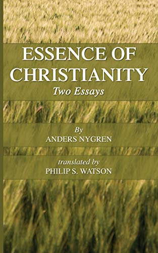 9781606087169: Essence of Christianity: Two Essays