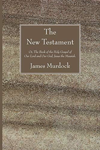 9781606087589: The New Testament: Or, The Book of the Holy Gospel of Our Lord and Our God, Jesus the Messiah.