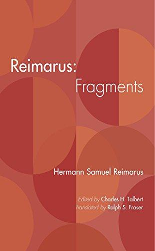 9781606088913: Reimarus: Fragments: Fragments